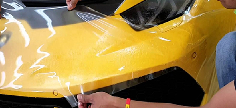 Paint Protection Film(PPF)